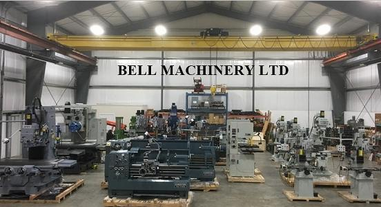 bell machinery new and used machine tools