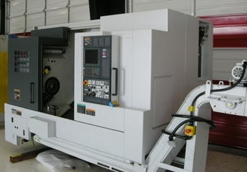 USED MORI-SEIKI NL-2500 CNC